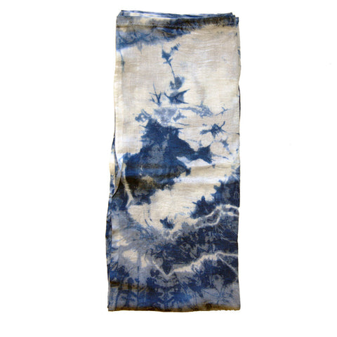 Betty Blue and White Tea Towel