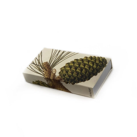 Polly Pine Cone Decorative Matchbox