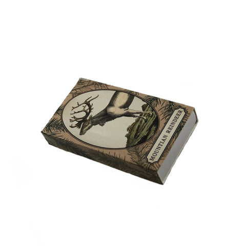 Reindeer Decorative Matchbox