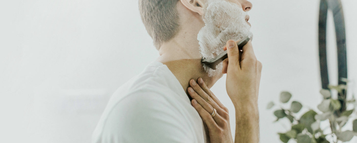 How to make men's grooming more sustainable