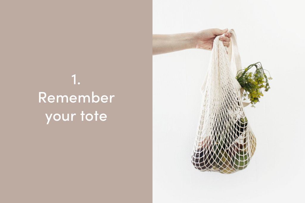 Remember your tote