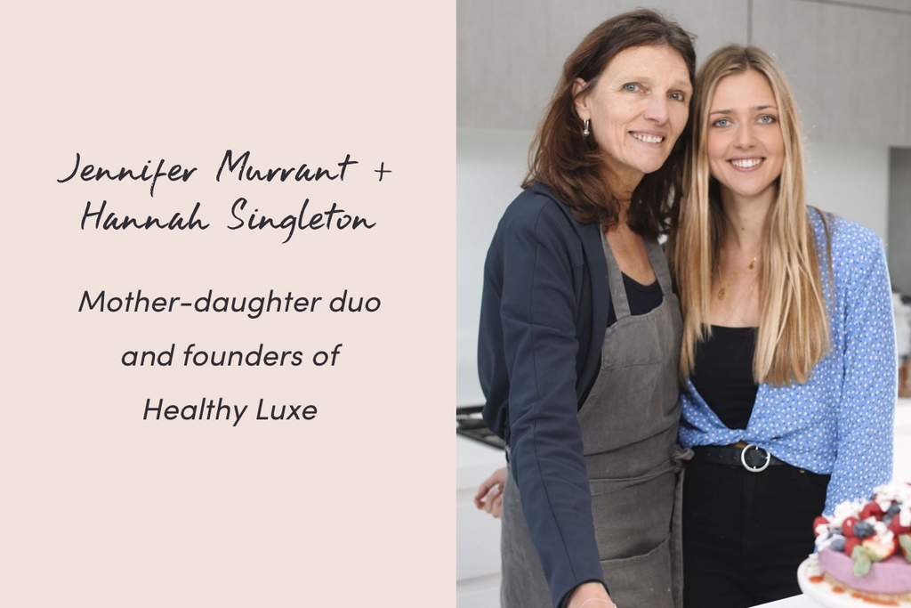 Healthy Luxe Founders
