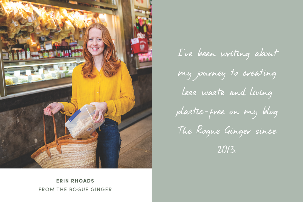 Erin Rhoads from The Rogue Ginger