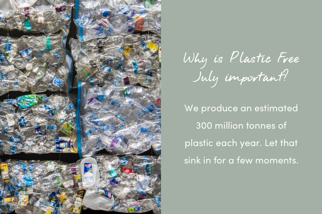 Why is Plastic Free July important