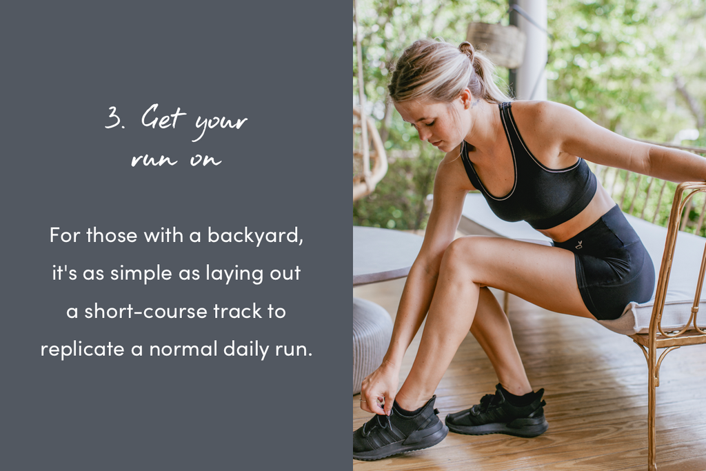 Get your run on