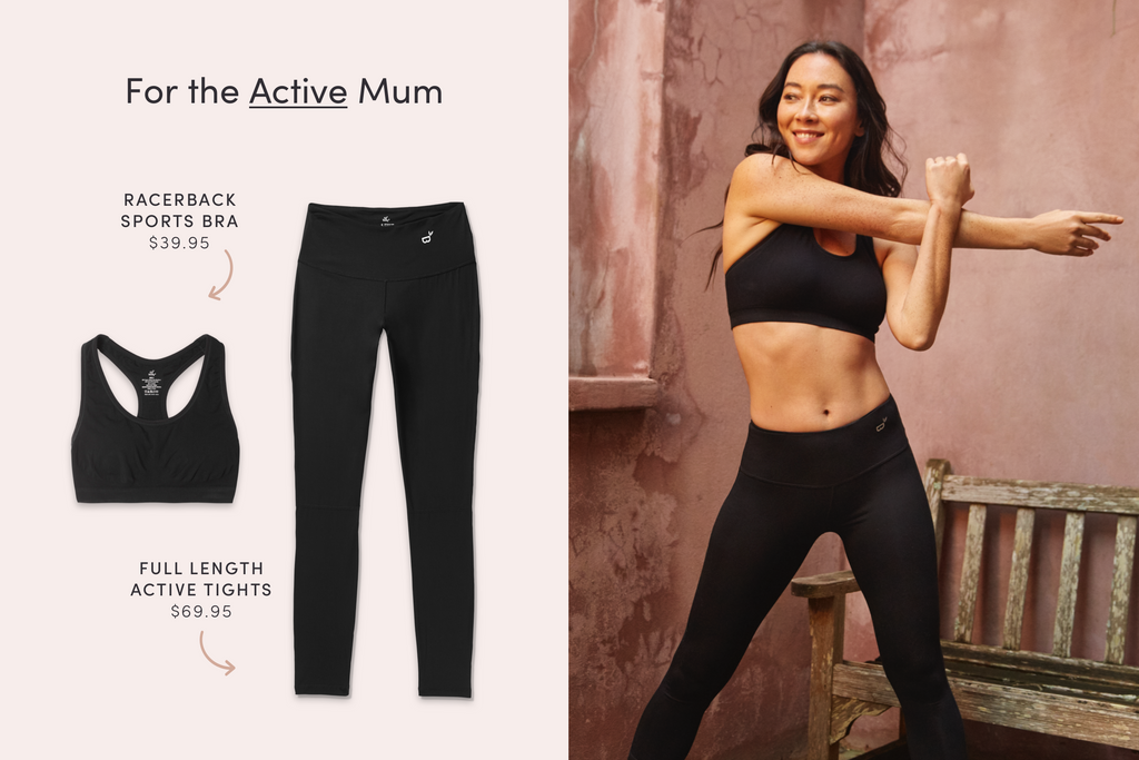 For the Active Mum