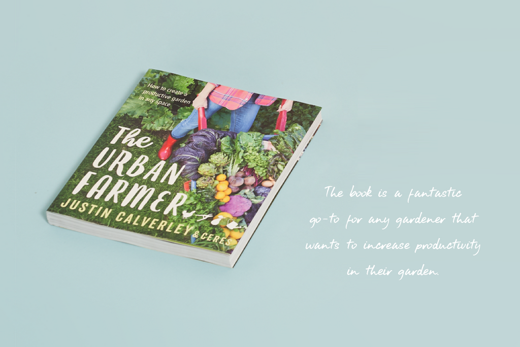 The Urban Farmer book