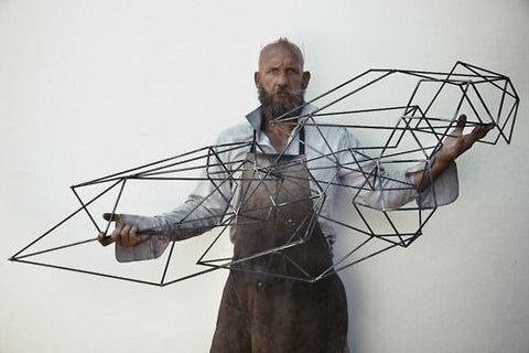 Dion Horstmans, Sculptor and Artist