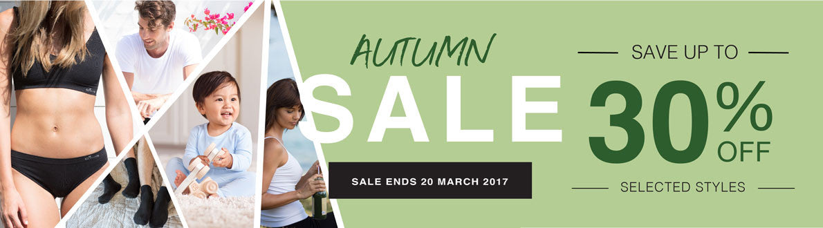 Autumn Sale - Save up to 30% off Selected Styles