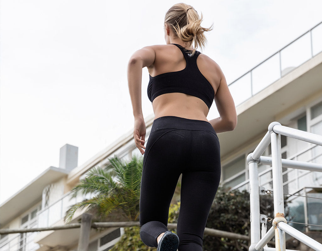 Boody Active Wear Running