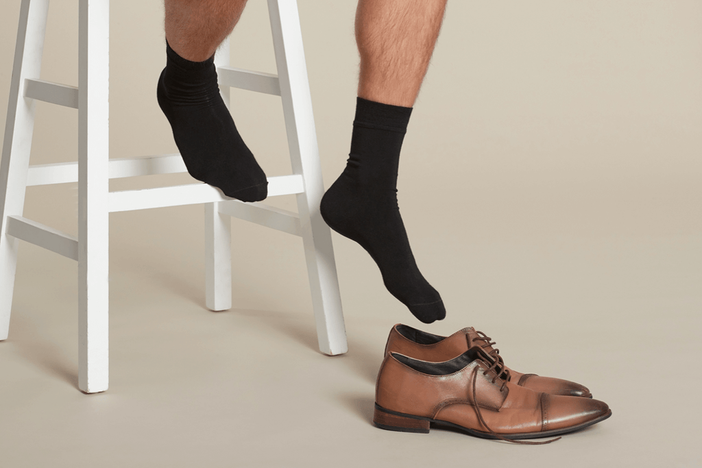 Choosing the right style of socks