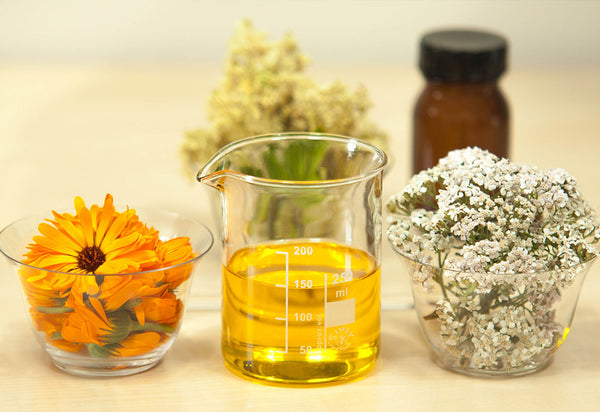 Oils can be used for body butter or perfume