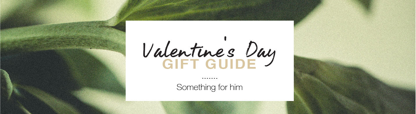 Valentine's Day Gift Guide - Something for Him