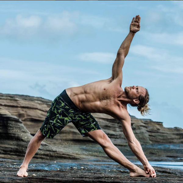 Mark Robberds, Yoga Teacher
