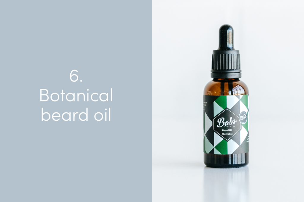 Botanical Beard Oil