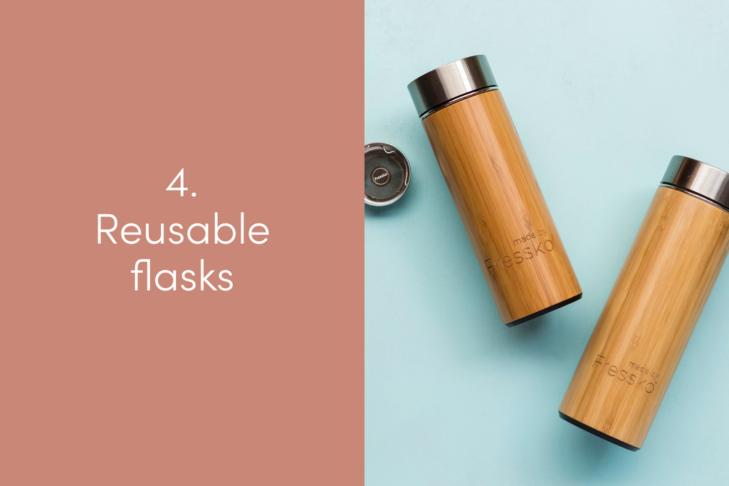 Reusable flasks