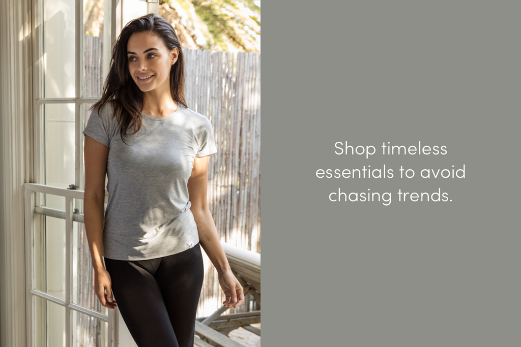 Shop timeless essentials