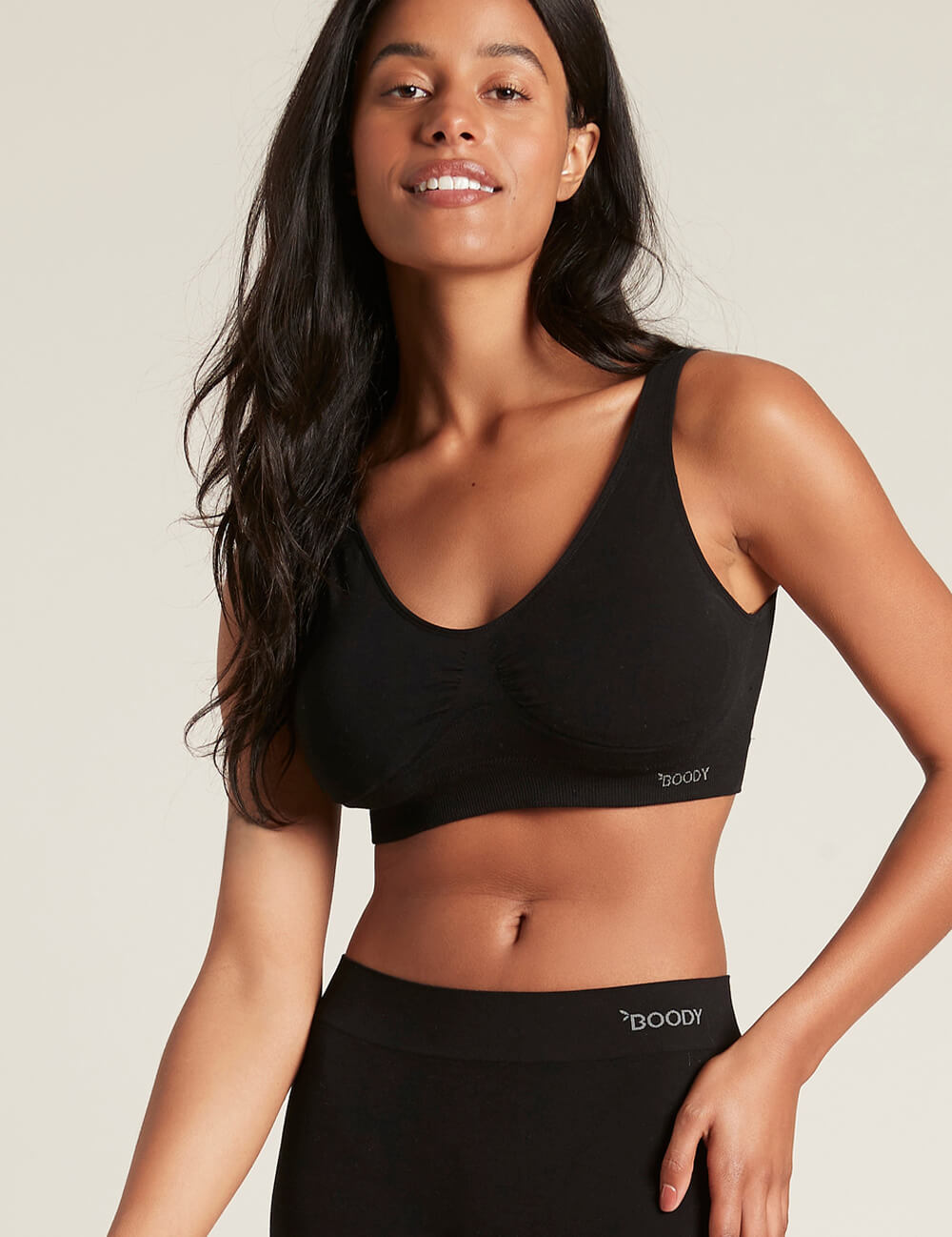 Padded Shaper Crop Bra