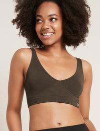 Shaper Crop Bra