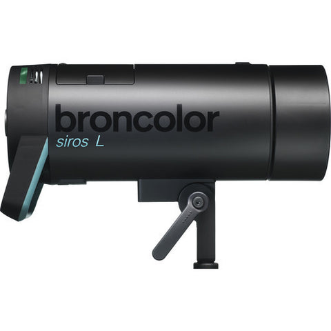 Broncolor Siros L 800Ws Battery-Powered 2-Light Outdoor Kit 2 - RedExpose