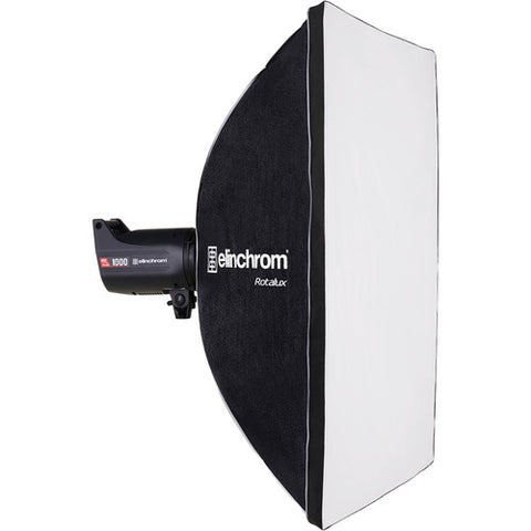 "Elinchrom Rotalux Rectabox (90 x 110cm / 35 x 43"") with Grid"