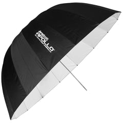 "Westcott 53"" Apollo Deep Umbrella with White Interior"