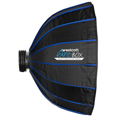 "Westcott Rapid Box 24"" Beauty Dish - RedExpose"