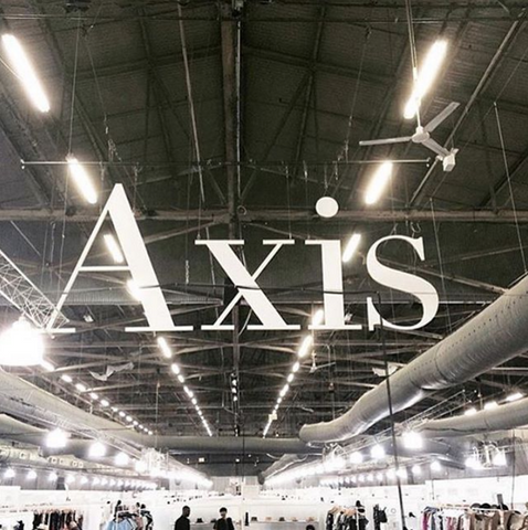 axis show new york