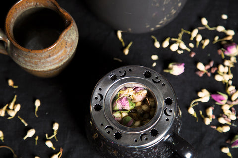 Love Tea Recipe for Valentine's Day / Love Spell
