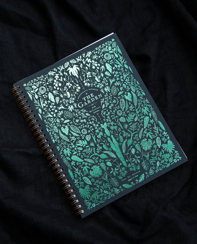 The Garden Journal - Open Sea Designs