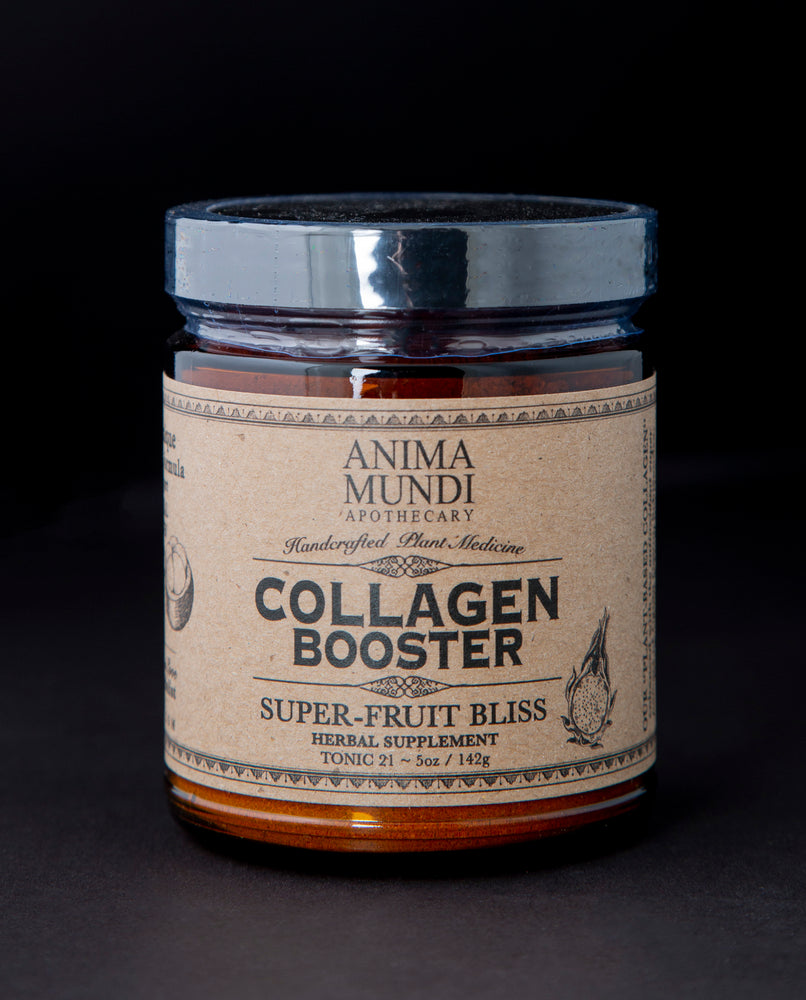 Collagen Booster: Super-Fruit Bliss - Anima Mundi Apothecary