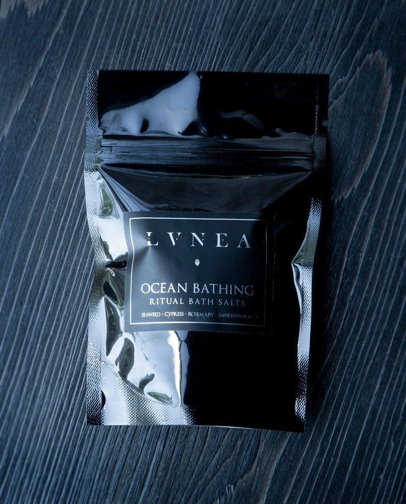 OCEAN BATHING | Ritual Bath Salts - SAMPLE