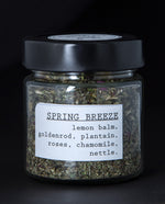 Spring Breeze Herbal Infusion - Blueberryjams