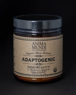 Adaptogenic Immortality: Organic Mushrooms + Heirloom Cacao - Anima Mundi Apothecary