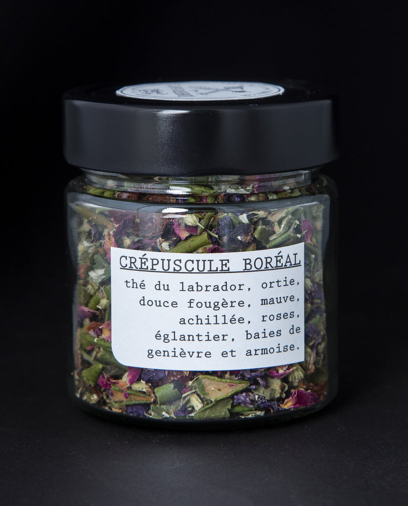 Boreal Twilight Herbal Infusion - Blueberryjams