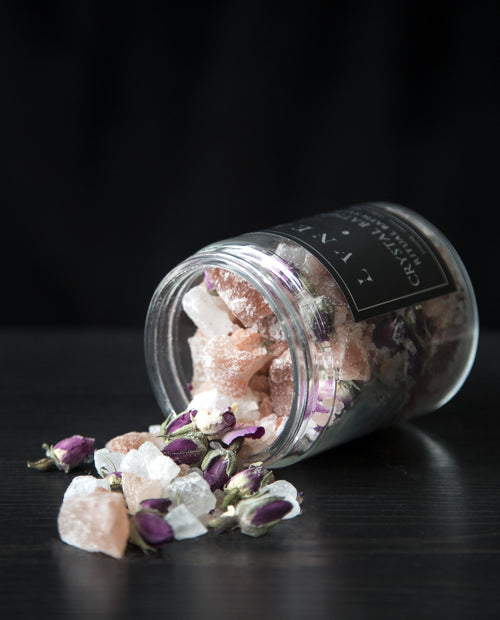 Crystal Bathing - Ritual Bath Soak