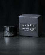 LVNEA - Parfum Creme - Jasmine and Fir - Solid Perfume - Natural Perfume