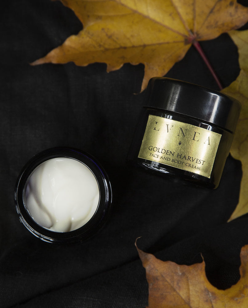 Golden Harvest Face and Body Cream