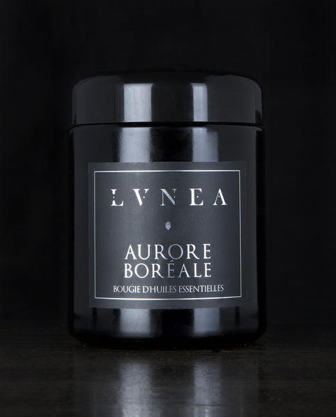 Aurore Boréale - Essential Oil Candle