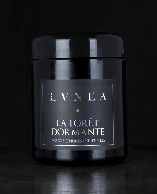LVNEA - La Foret Dormante - Essential Oil Candle - Apothecary - Natural Perfume