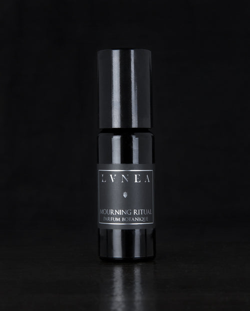 LVNEA - Natural Perfume - Mourning Ritual - Botanical Oil