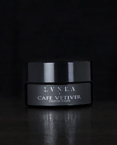 Cafe Vetiver Solid Perfume Balm