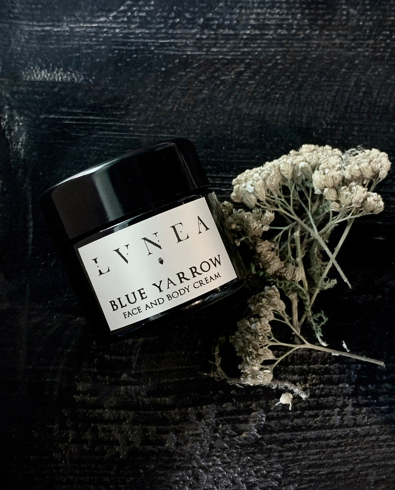 Blue Yarrow Face and Body Cream