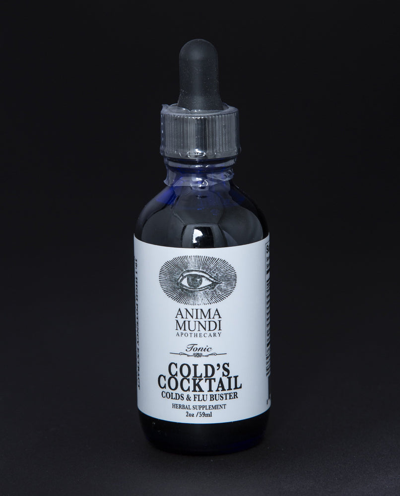 Cold's Cocktail - Anima Mundi Apothecary