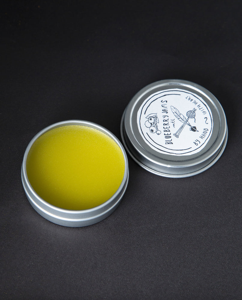 "Comfrey ""Knitbone"" Salve - Blueberryjams"