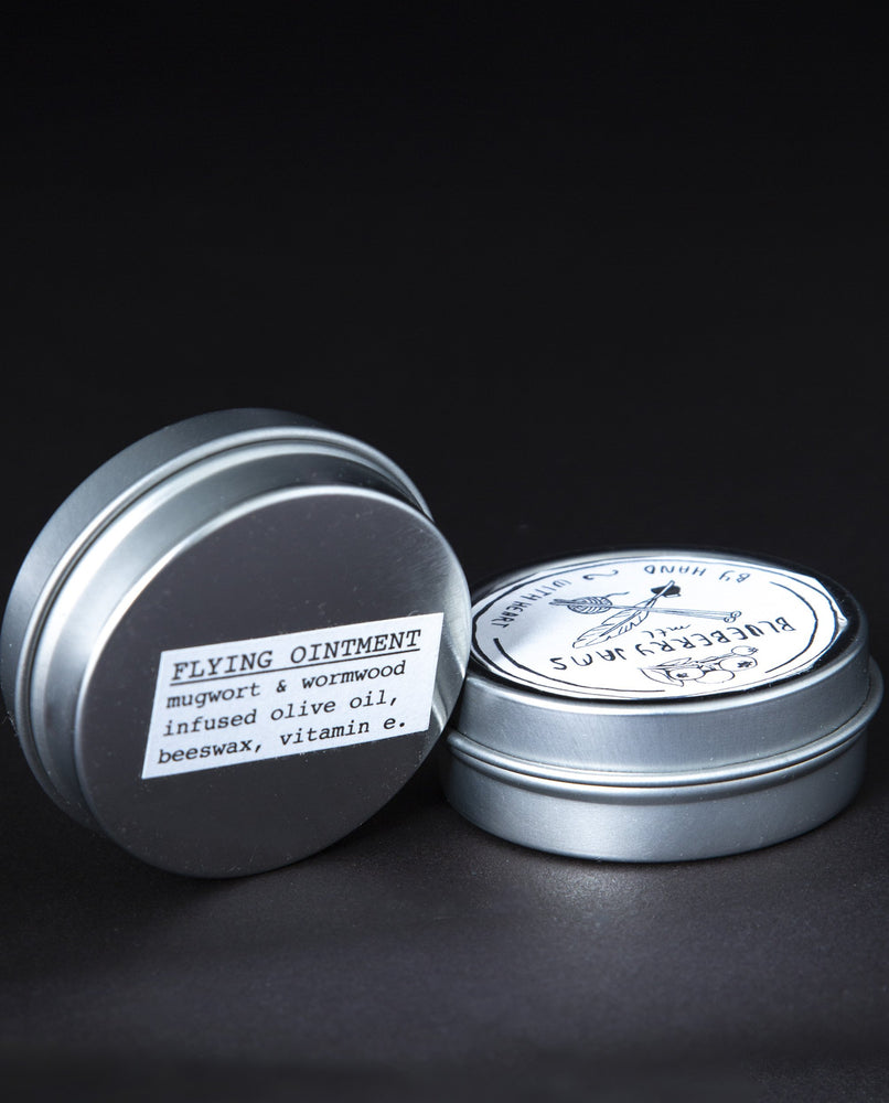 Flying Ointment - Blueberryjams