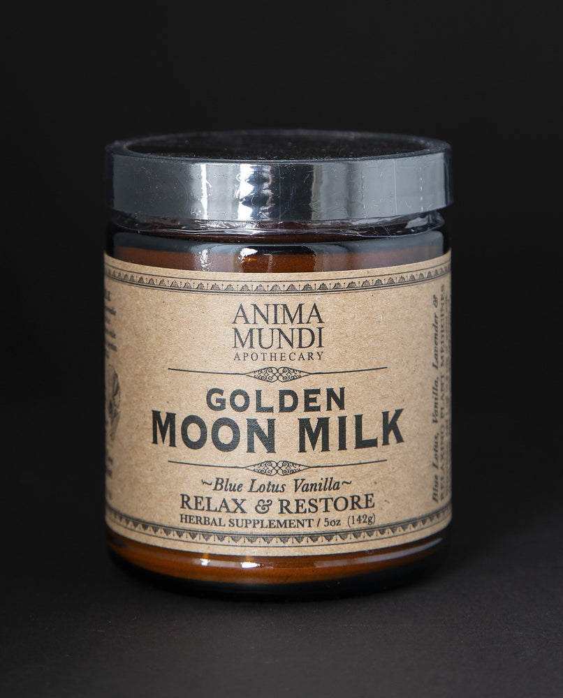 Golden Moon Milk - Anima Mundi Apothecary
