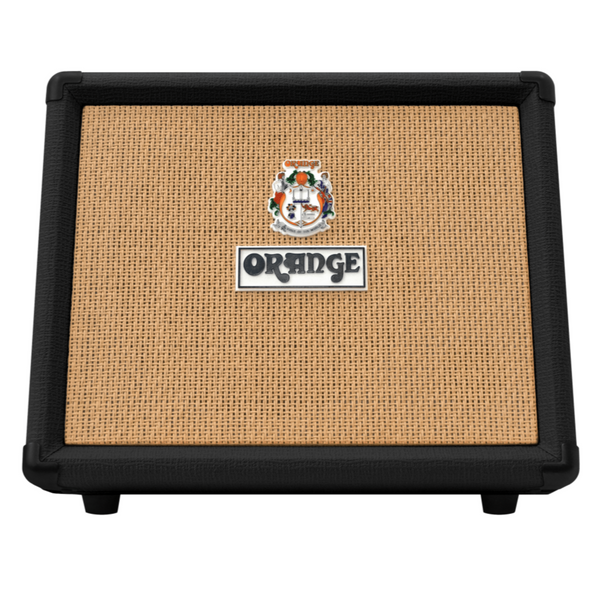 Orange Crush 30 Acoustic Battery Powered Amplifier Black