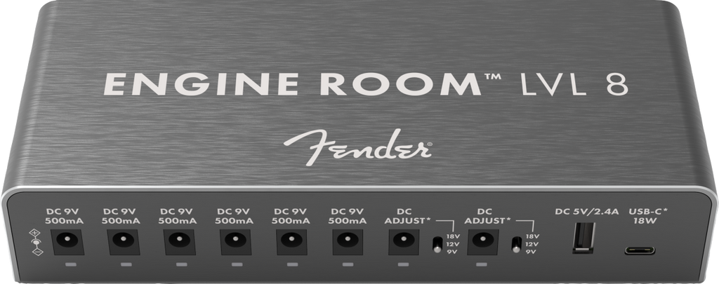 Fender Engine Room LVL8 Power Supply
