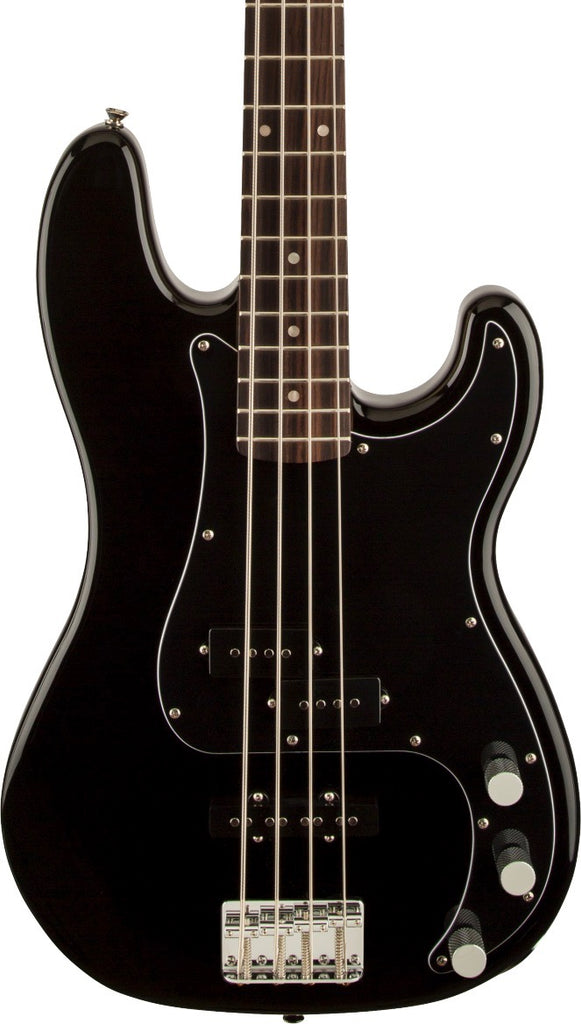 Squier Affinity Precision Bass PJ Black